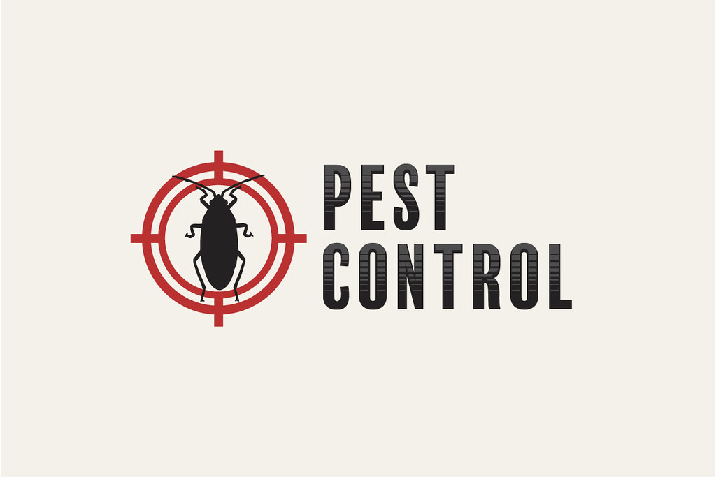 Generic Pest Control Logo  A generic logo for pest