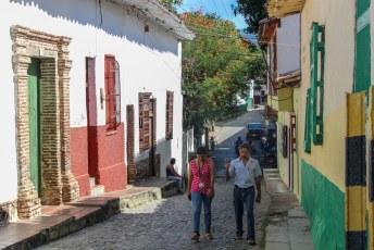 Ook Santa Fé ademt nog de sfeer van koloniaal Colombia.