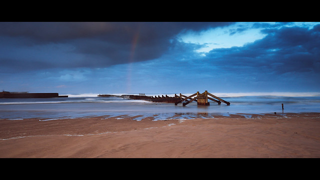 Fading Rainbow, Lossiemouth