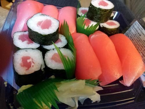 282/365 [2014] - Sushi