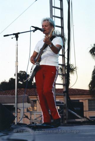 Main Stage at San Diego LGBTQ Pride Festival, 1996