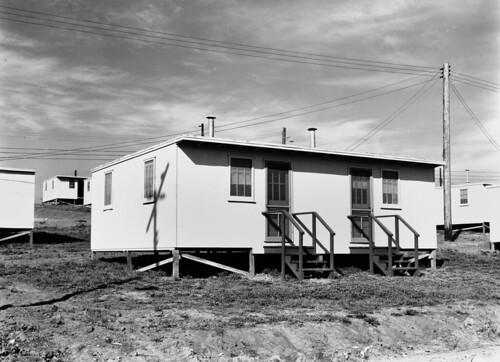 Type VC-1 Cottage 1940s Oak Ridge