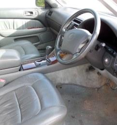 1996 lexus ls400 interior by spottedlaurel [ 1024 x 768 Pixel ]