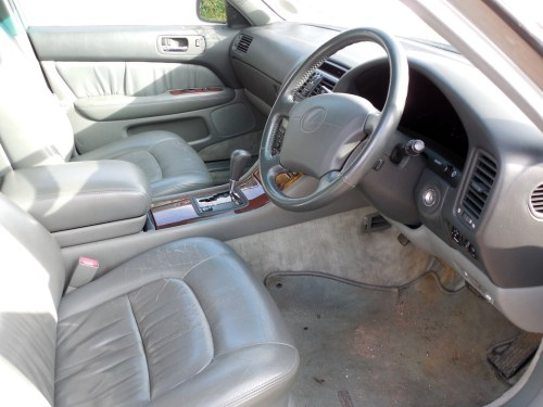 small resolution of  1996 lexus ls400 interior by spottedlaurel