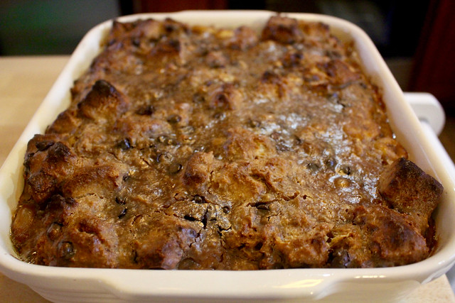 Elvis Bread Pudding - 24