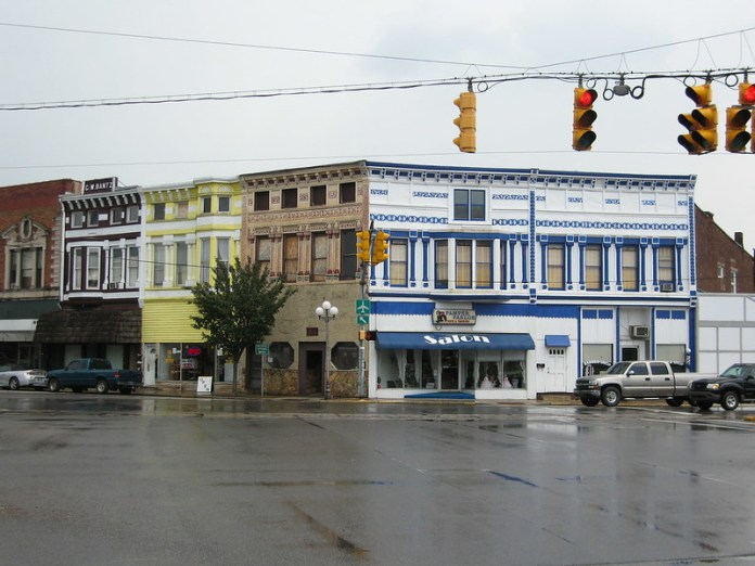 US 50 in North Vernon