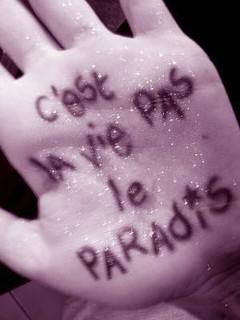 C'est La Vie Pas Le Paradis : c'est, paradis, C'est, Paradis, OtetelleO, Flickr