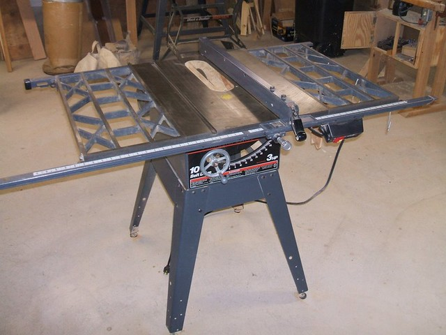 Sears Contractor Table Saw