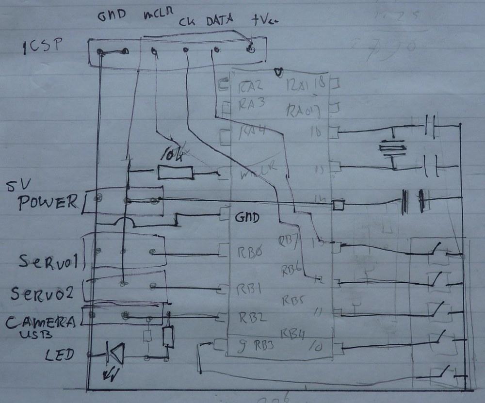 medium resolution of  pic16f84 autokap controller wiring diagram by pe9ghz