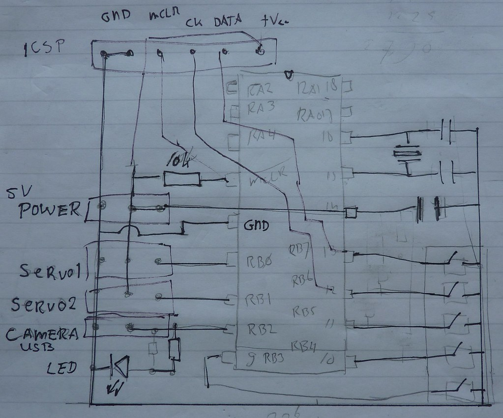 hight resolution of  pic16f84 autokap controller wiring diagram by pe9ghz