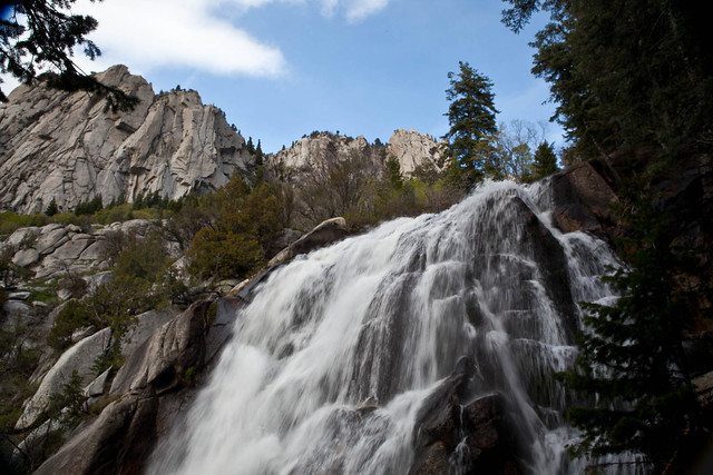 Bells Canyon Falls