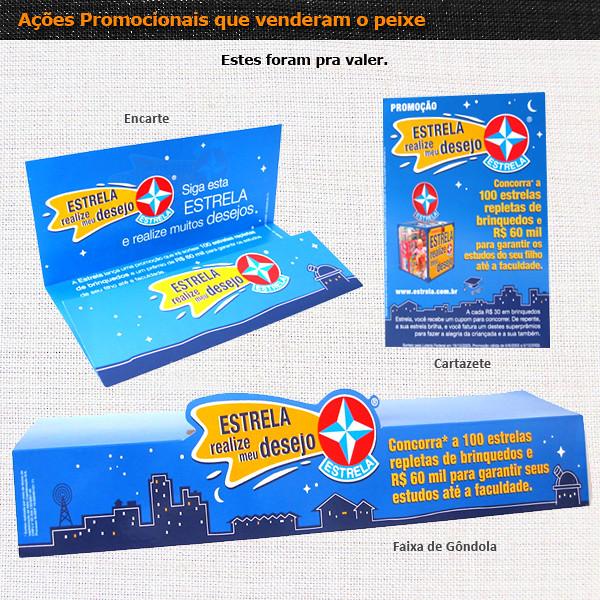 Acoes Promocionais Que Venderam O Peixe Cesar Corsini Flickr