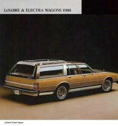 1988 buick lesabre wagon by coconv [ 977 x 1024 Pixel ]