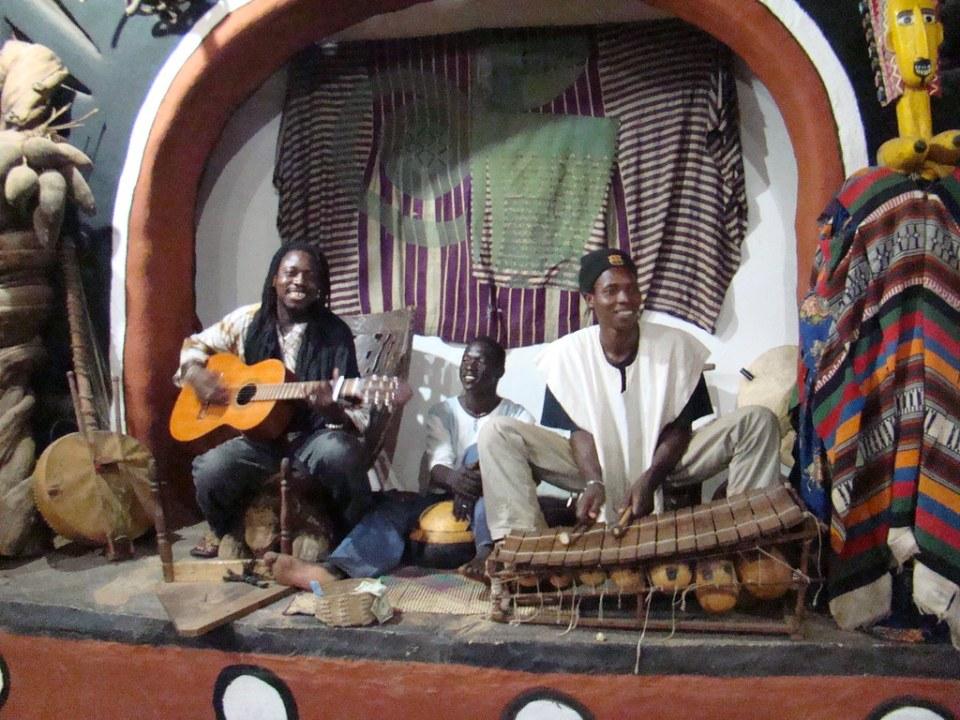 folklore Bamako Mali