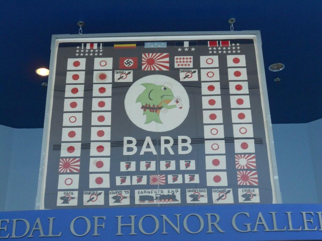 uss barb battle flag | daryl carpenter | flickr