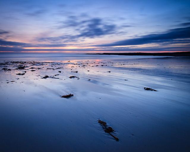 Dusk at Culla Beach III