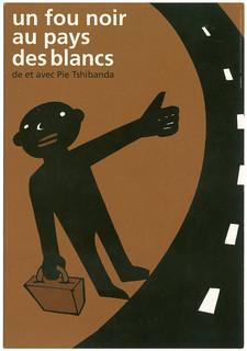 Un Fou Noir Au Pays Des Blancs : blancs, Théâtre, Poche, (Bruxelles., 2003)., De…, Flickr