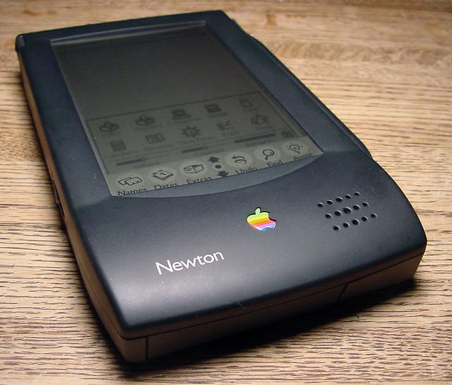 apple newton notepad h1000