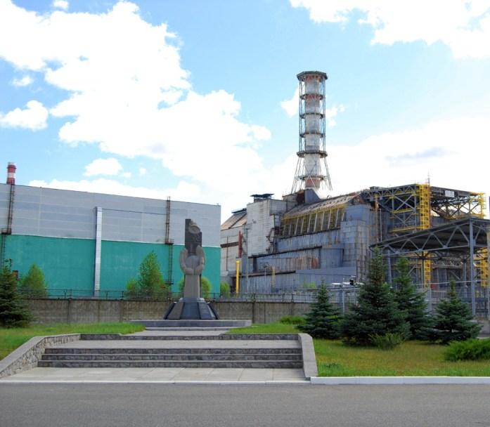 sarcofago chernobyl