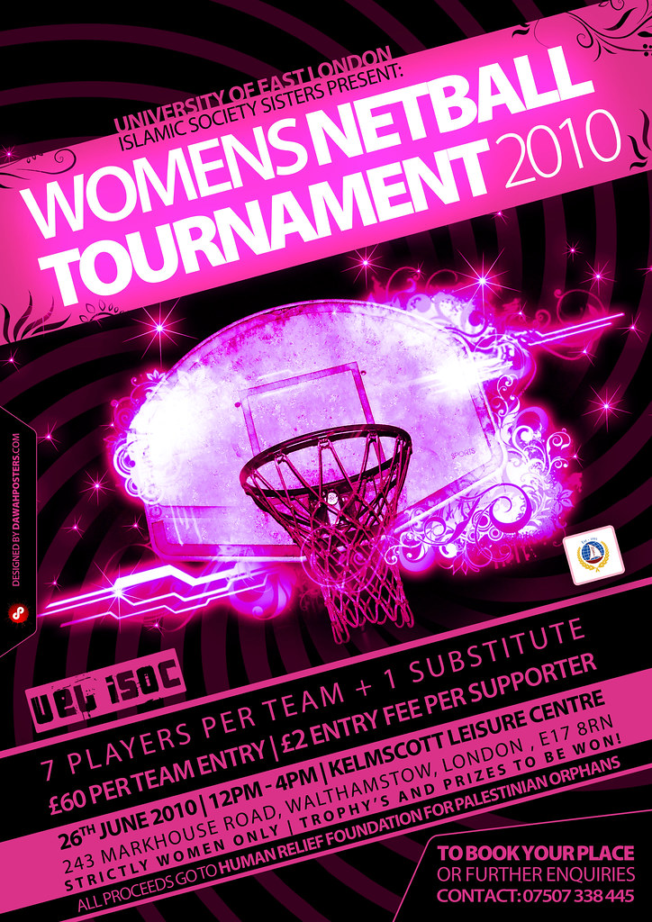 Netball Tournament  CLIENT University of East London