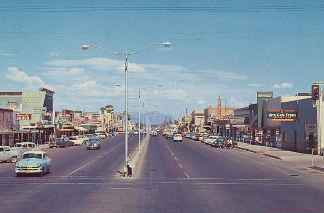 Main Street - Mesa, Arizona