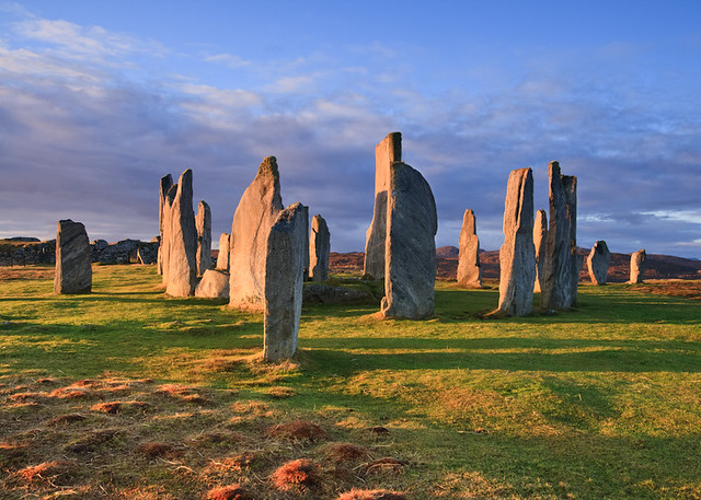 Early Morning at Callanish Standing Stones IV