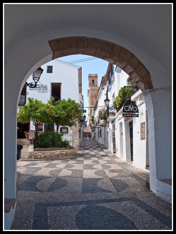 Altea: Casco antiguo