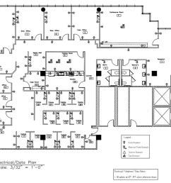 electrical plan b ann schutz flickrelectrical plan b by tesserae interiors [ 1024 x 844 Pixel ]