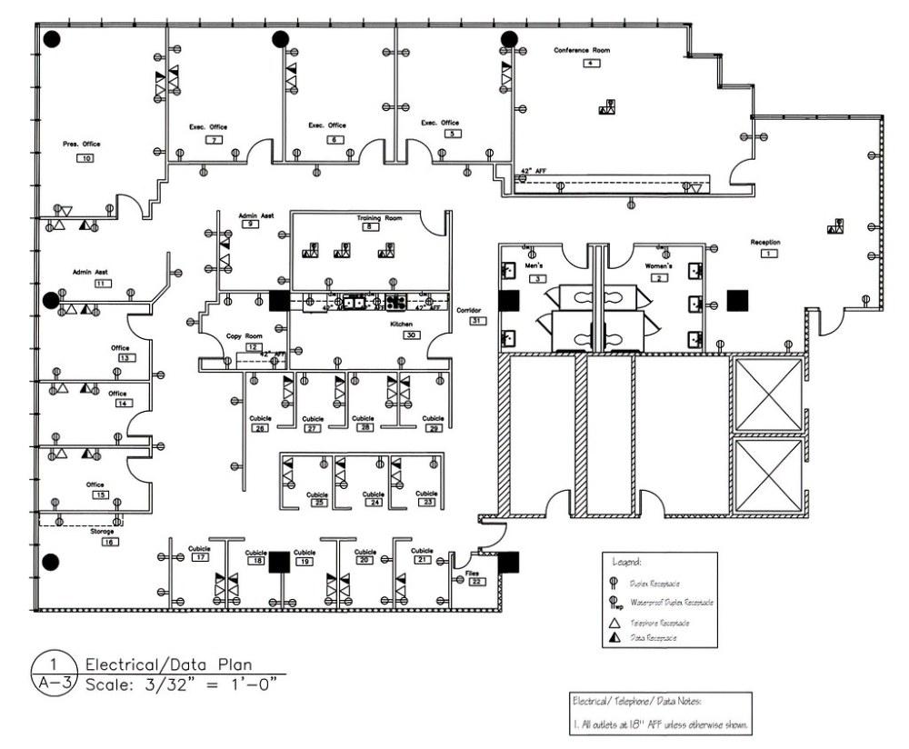 medium resolution of electrical plan b ann schutz flickrelectrical plan b by tesserae interiors