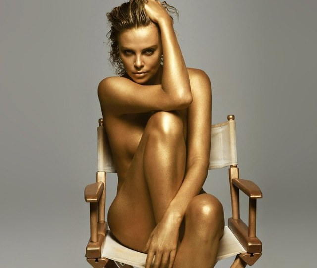 Charlize Theron Naked  By Darko_2