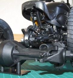 1 6 radio control bmw three wheel steering rat trike by agent of the [ 1024 x 768 Pixel ]