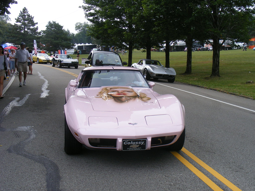 hight resolution of  donna mae mims 79 vette by mickeyyar
