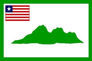 liberia county flags bandeira