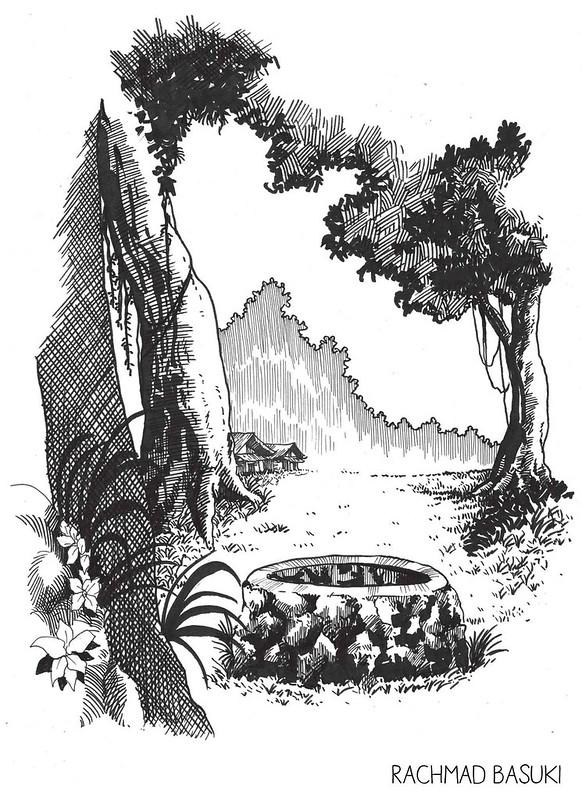Sumur Gêmbêng, Peninggalan Sunan Giri copy