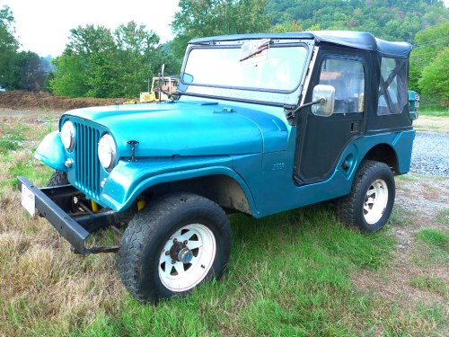 small resolution of  1963 cj3b jeep willys by dmott9