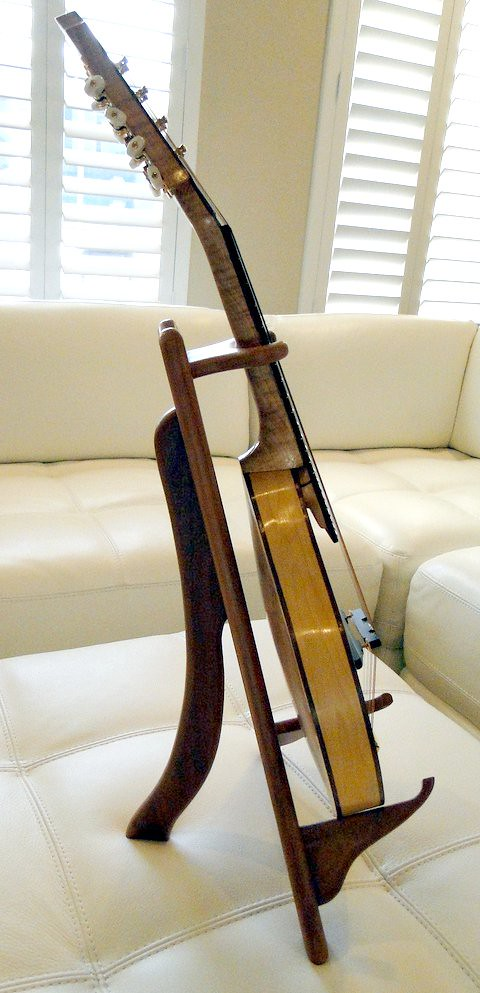 violin mandolin stand james