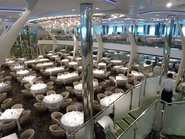 Celebrity Eclipse Main Dining Room (3)