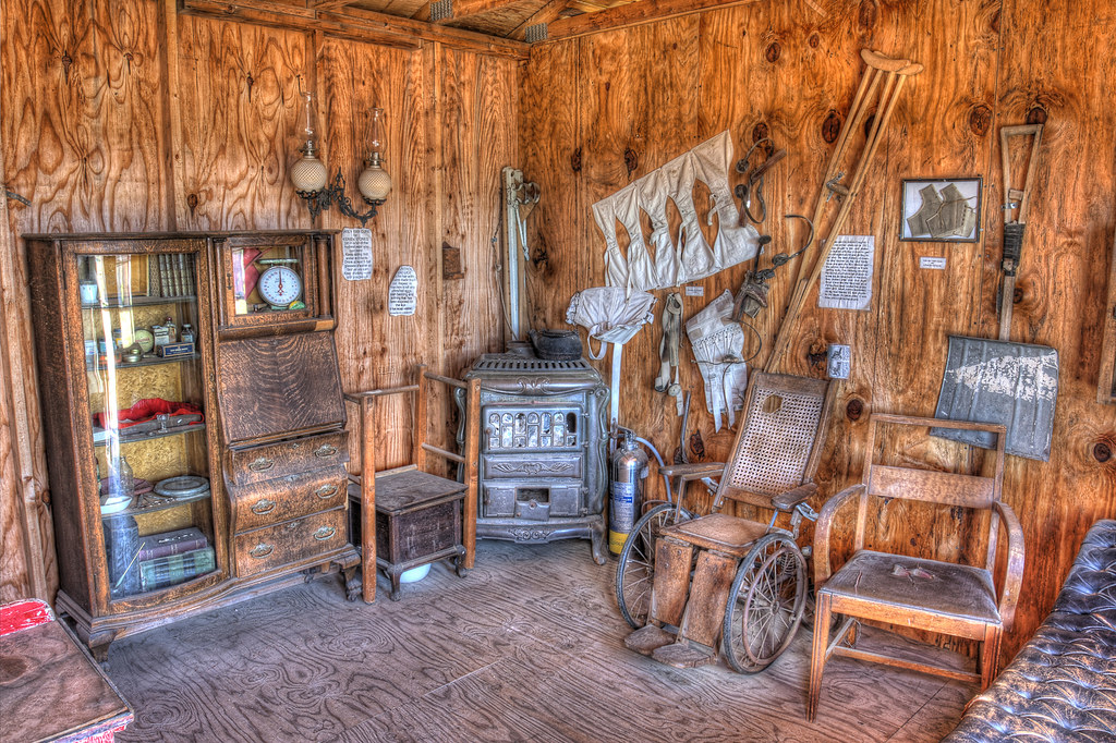 Doctor S Office In Four Mile Old West Town Doctor S