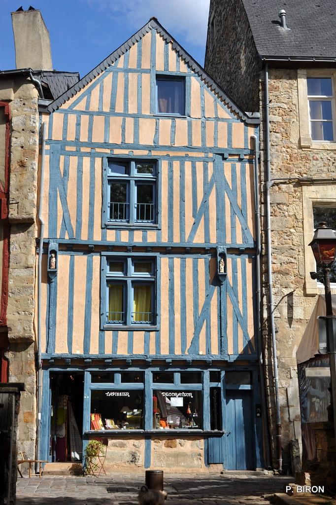Maison à Pan De Bois : maison, Maison, Grande-Rue, Philippe_28, Flickr