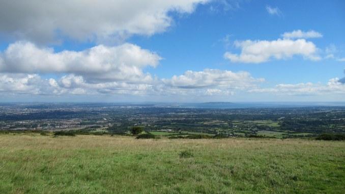 Dublín desde Montpelier Hill