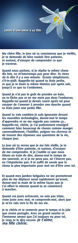 Citation D Une Mere A Sa Fille : citation, fille, Belles, Citations, Mamans, Pensée, Flickr