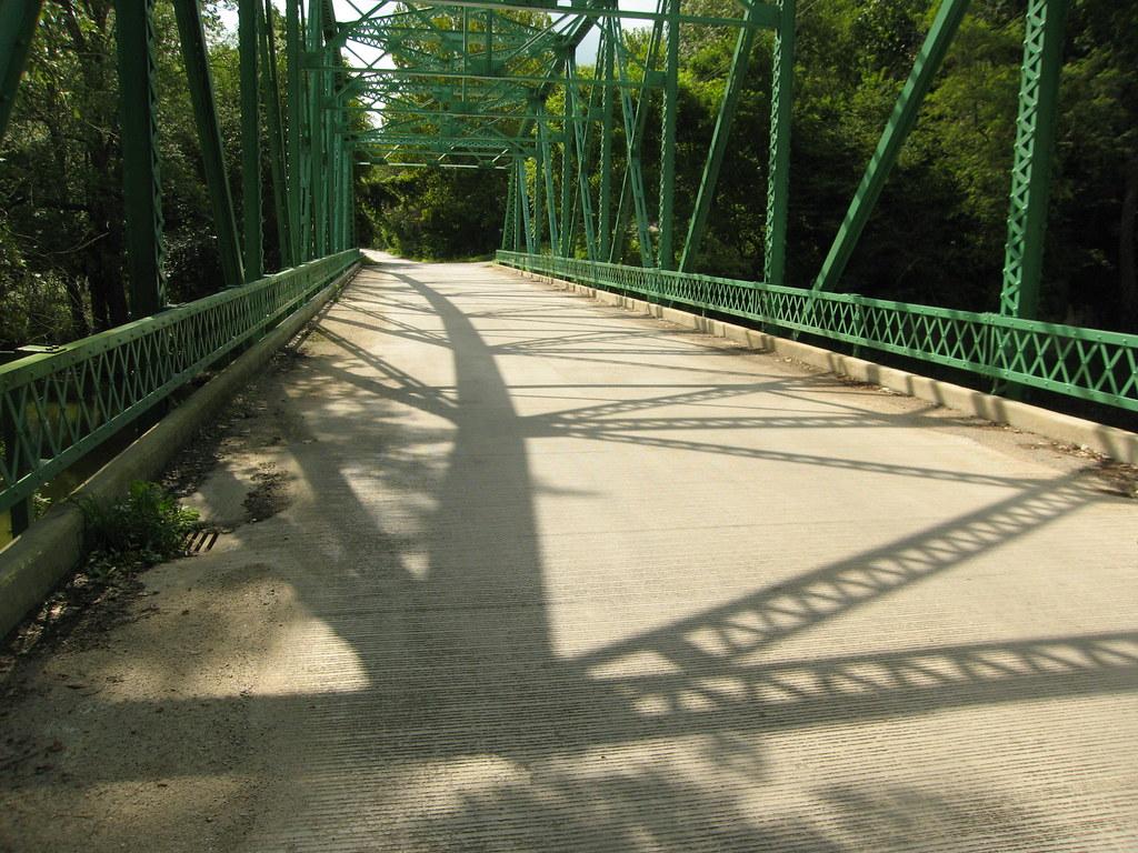 Bridge on Prince William Road