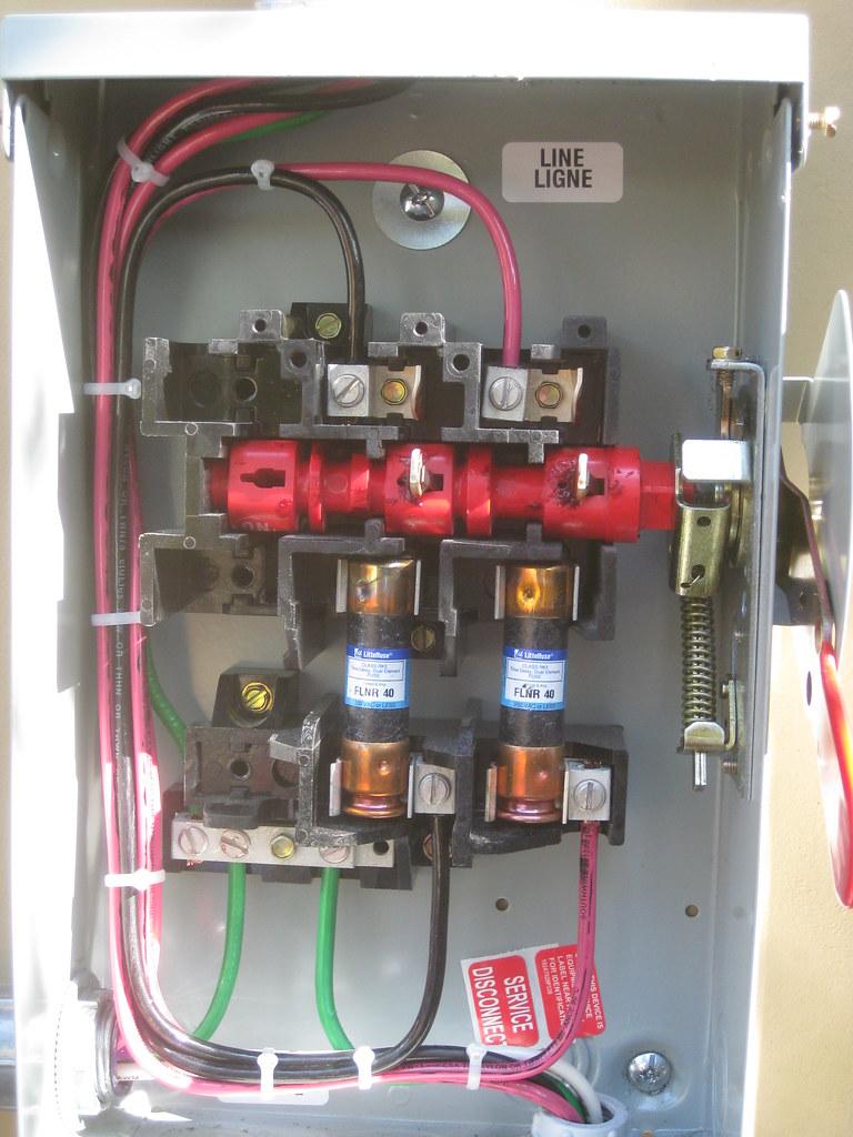 medium resolution of ac disconnect wiring