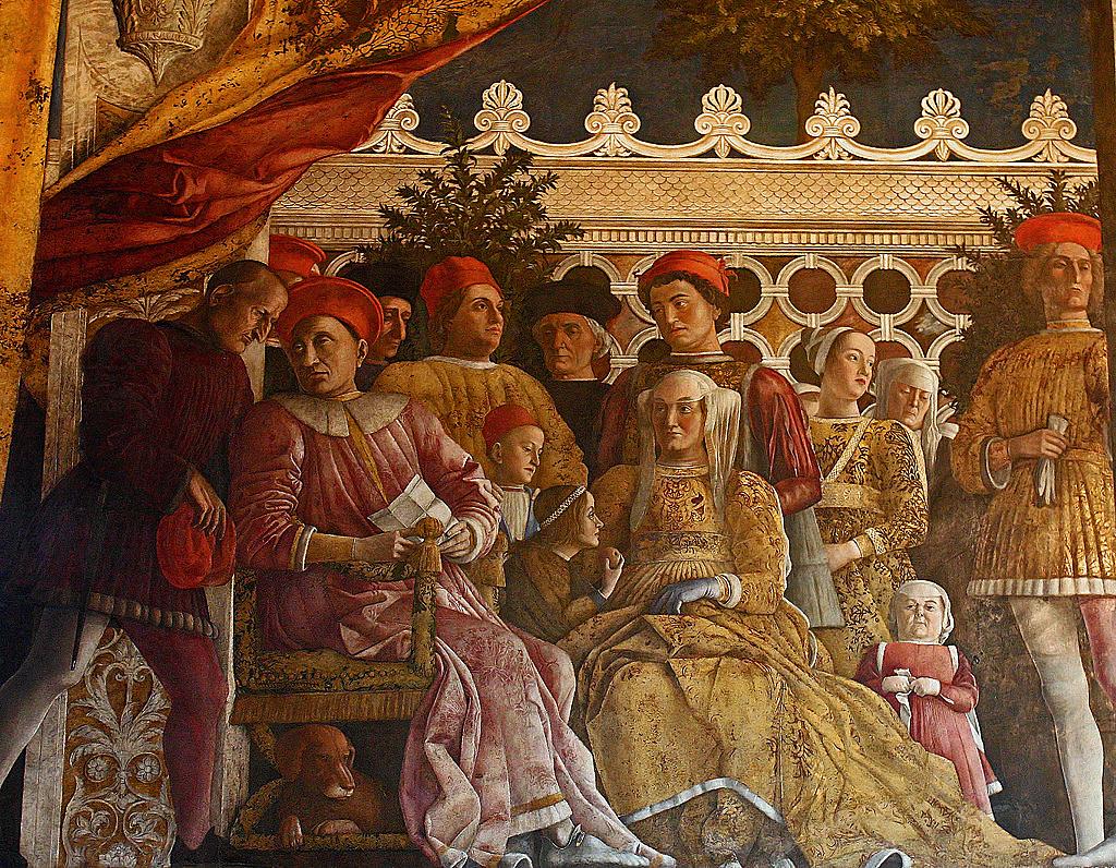 Camera Degli Sposi Mantegna Andrea Mantegna 1431 1506 Flickr