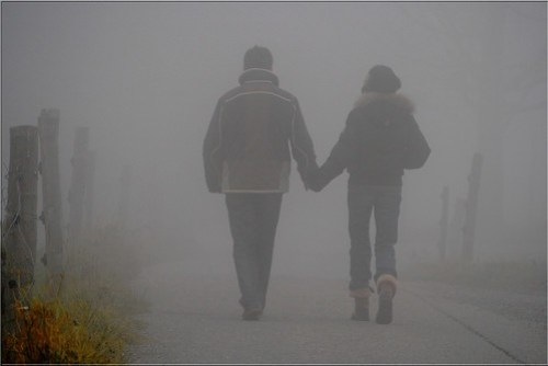 Love and mist