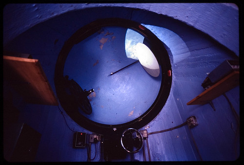 Porter Turret Telescope interior