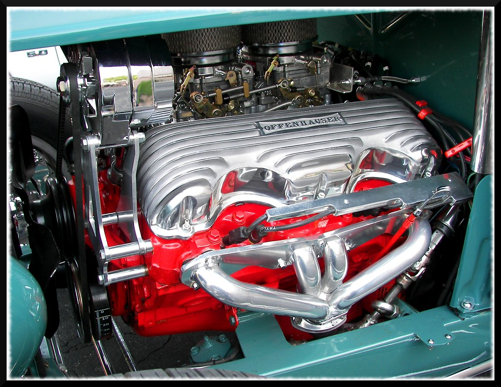 hight resolution of  chevy 348 in a 32 ford by dusty 73