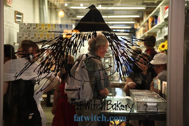 Chelsea Market / Fat Witch Bakery
