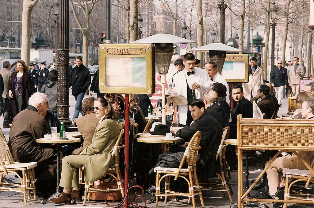 012 1999 巴黎香榭大道 | Lynn Lee 888 | Flickr