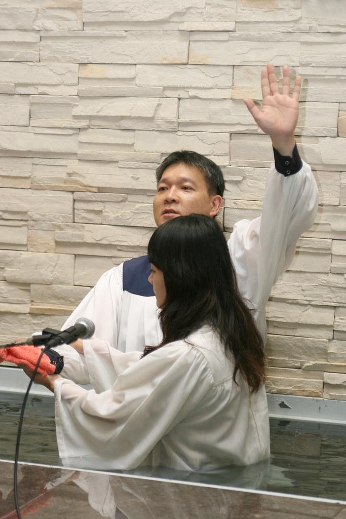 2010復活節浸禮   財團法人臺灣省桃園縣桃園市中華基督教浸信會溢恩堂   Flickr